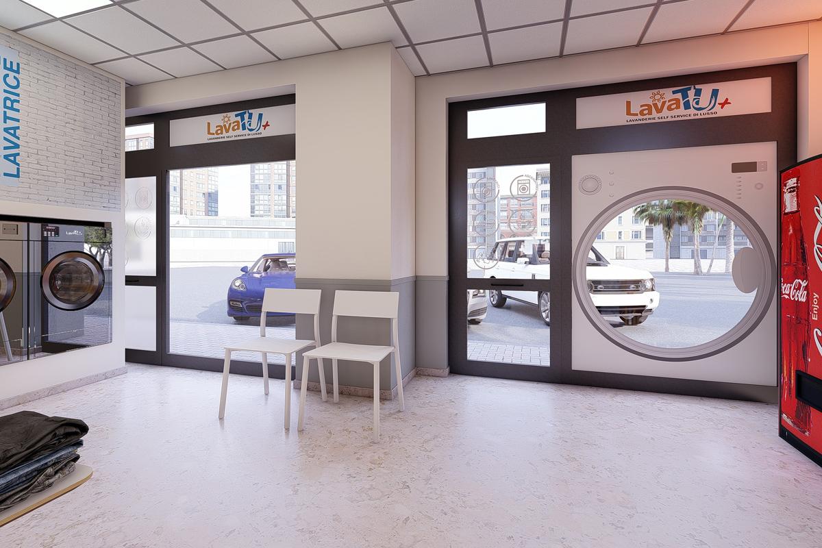 Lavatu lavanderie automatiche ecologiche for Lavanderia self service catania